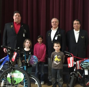 Bikes for Books, Winter 2015