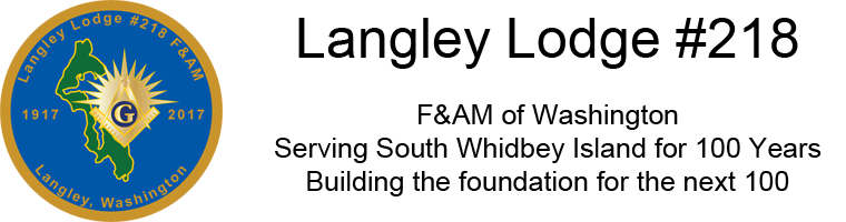 Langley Lodge #218, F&AM